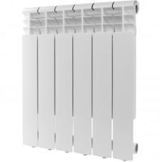 ROMMER AL500-80-100  радиатор алюминиевый 10 секций