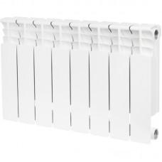 STOUT Space 350 10 секций радиатор биметаллический боковое подключение
