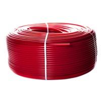 Трубы для теплого пола (красная)
