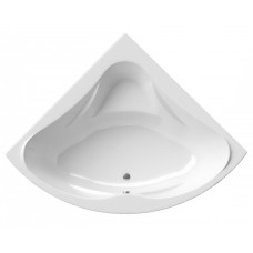 Alpen  RUMINA  ванна акриловая 150x150x44, угловая