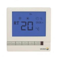Электрон. терморегулятор Veria Control (DANFOSS) T45 (16А, ЖК дисплей, датчик)