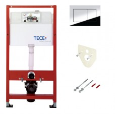 TECE Инсталляция для подвесного унитаза с панелью смыва ТЕСЕnow, 9400012