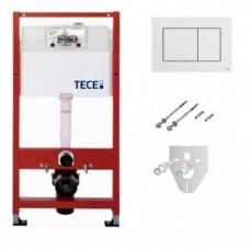 TECE Инсталляция для подвесного унитаза с панелью смыва ТЕСЕnow, К400400