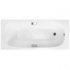Gala Vanesa Стальная ванна 150x75 (ручки)