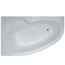 Alpen  TERRA Ванна акриловая R 170x110x48/260 ассиметричная