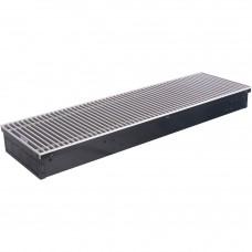 STOUT Конвектор внутрипольный SCN 110.190.800 (Решётка роликовая, анодированный алюминий) SCN-1100-1119080