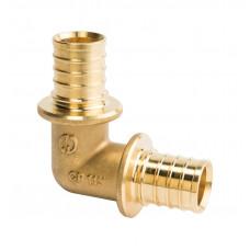 STOUT Угольник 90° 25 для труб из сшитого полиэтилена аксиальный SFA-0007-000025