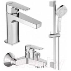 IS Комплект  Set ESLA (Смеситель д/умыв. +  см-ль д/ванны +  душ. гарнитур)